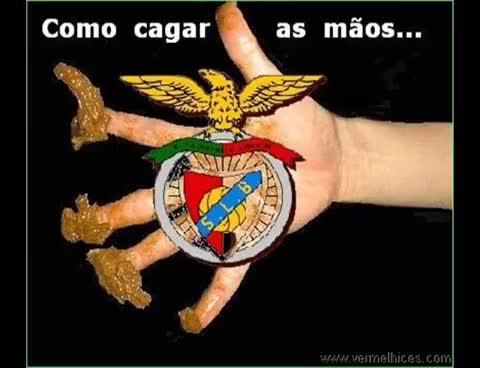 Watch and share Benfica = Merda GIFs on Gfycat