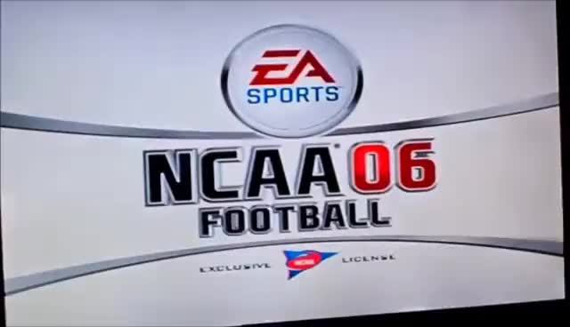 Watch NCAA Football 2006 Intros GIF on Gfycat. Discover more related GIFs on Gfycat