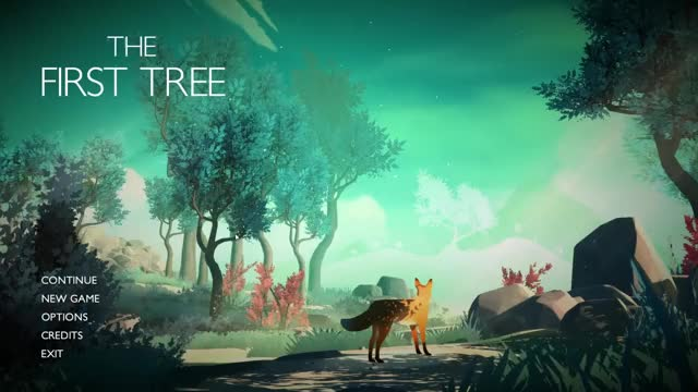 Watch The First Tree - title menu GIF on Gfycat. Discover more Unity3D, indiegames, indiegaming GIFs on Gfycat