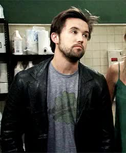 Watch and share Rob Mcelhenney GIFs and Mac Mcdonald GIFs on Gfycat