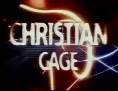 Watch Christian Cage GIF on Gfycat. Discover more Cage, Christian GIFs on Gfycat