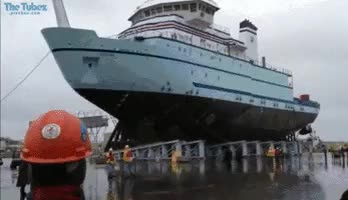 Watch and share Ship Launch (i..com) GIFs on Gfycat