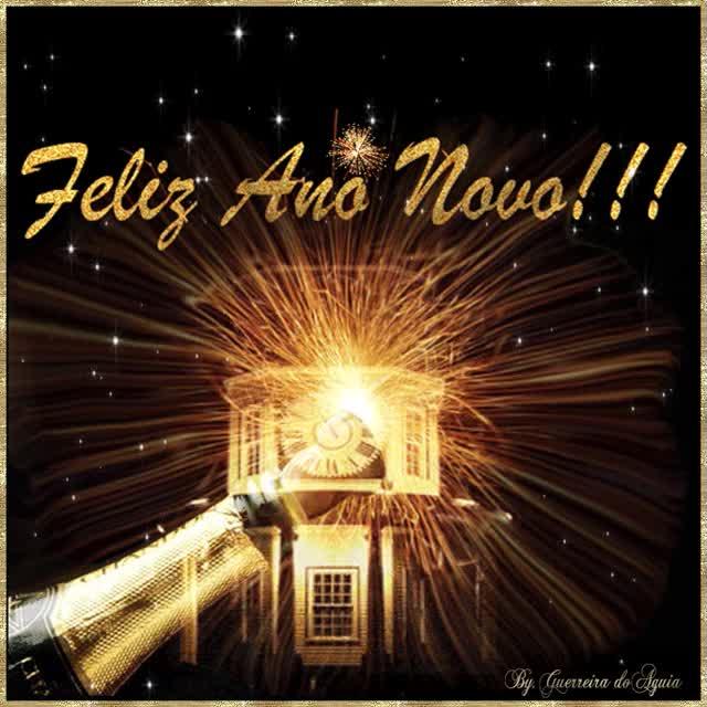 Watch and share Feliz Ano Novo GIFs on Gfycat