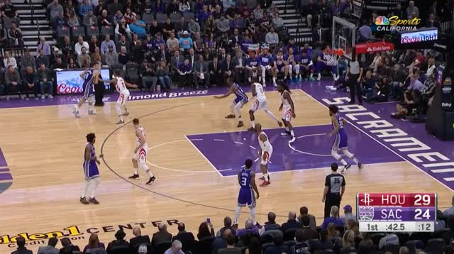 Watch and share Sacramento Kings GIFs and Houston Rockets GIFs by prejuce on Gfycat