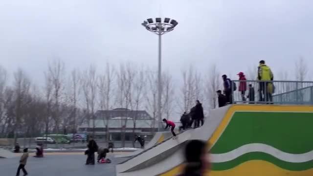 Watch and share Skatepark GIFs and Dprk GIFs by solateor on Gfycat