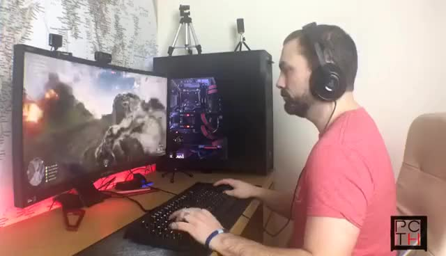 Watch and share Acer Z35 Predator Pro Gaming Monitor GIFs on Gfycat