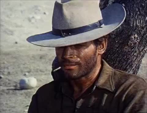 Watch Terrence Hill GIF on Gfycat. Discover more cowboy, head, smoke GIFs on Gfycat