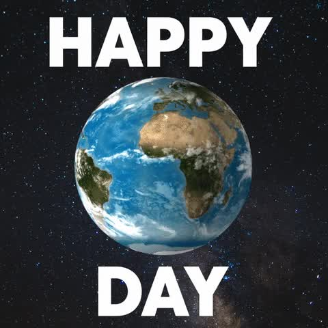 Watch and share Earth Day GIFs by INTO ACT!ON on Gfycat