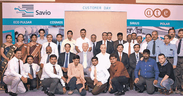 A.T.E.-Savio organise Customer Days across India GIFs