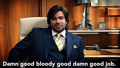 Watch this good job GIF on Gfycat. Discover more good job, great job, matt berry, well done GIFs on Gfycat