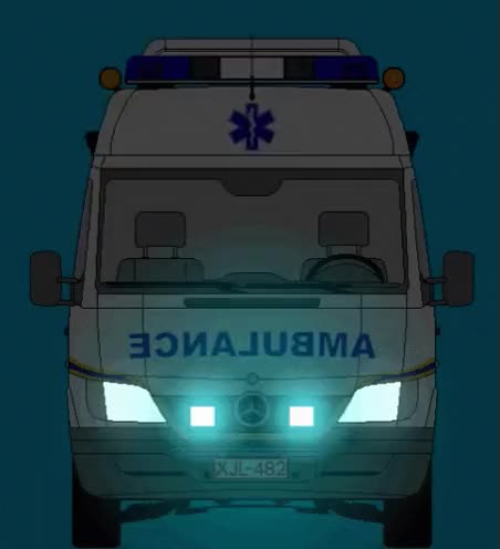 Watch and share Ambulance GIFs on Gfycat