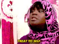 Watch Treat yourselr GIF on Gfycat. Discover more aziz ansari GIFs on Gfycat