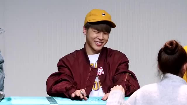 Watch and share Bts Fan Meet GIFs and Bts Jimin GIFs on Gfycat