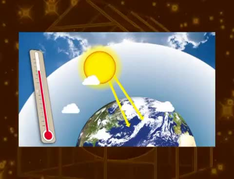Watch and share Quattro Passi Nel Clima - L'effetto Serra GIFs by valeriololli on Gfycat