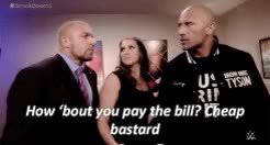 Watch you can't kill what won't die GIF on Gfycat. Discover more boughtin, dwayne johnson, king, mine, my gifs, the rock, wwe GIFs on Gfycat