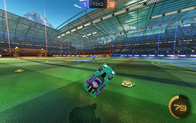 Watch and share Rocket League GIFs by mithrandirrl on Gfycat