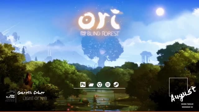 Watch and share IonicGeneration's Ori Rainmeter GIFs by ionicgeneration on Gfycat