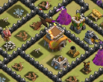 clashofclans, [War] The guy who attacked me in war was kinda lucky (reddit) GIFs