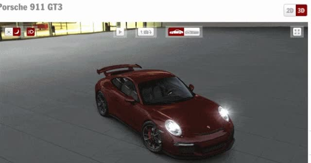 Watch and share Porsche Special Red GIFs on Gfycat