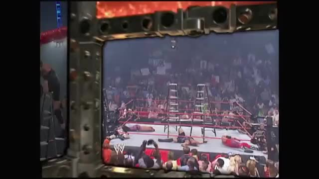Watch and share Jericho Gives Bubba Ray A Concussion (reddit) GIFs on Gfycat