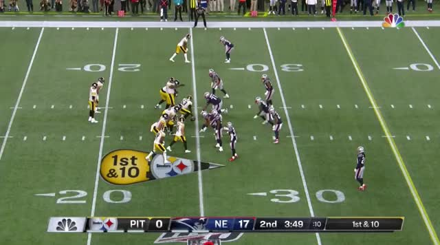 Watch and share Pittsburgh Steelers GIFs and Football GIFs on Gfycat