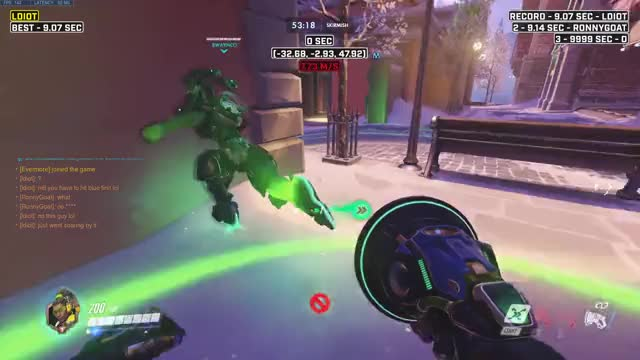 Watch and share Overwatch GIFs by Idiot on Gfycat
