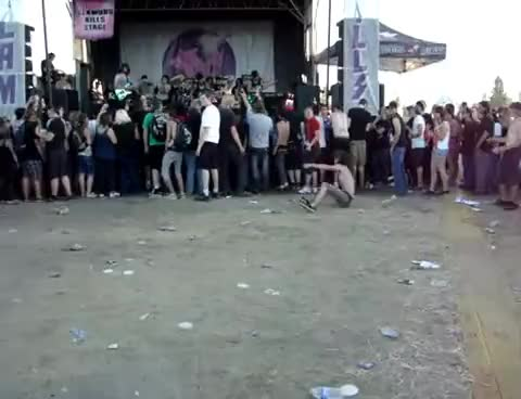 Watch and share Mosh Pit GIFs on Gfycat