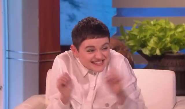 Watch and share Joey King GIFs by Super GIF on Gfycat