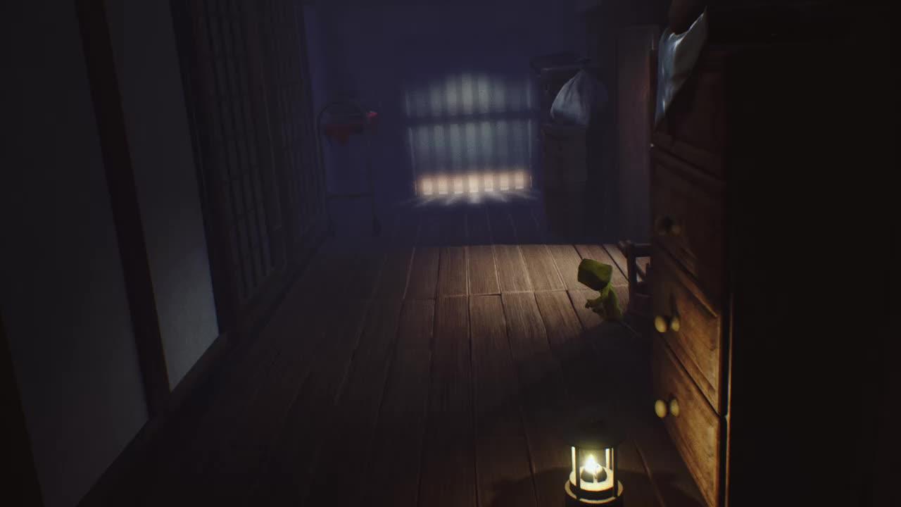 creepygaming, Little Nightmares meets Spirited Away GIFs