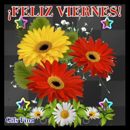 Watch ¡FELIZ VIERNES! GIF on Gfycat. Discover more related GIFs on Gfycat