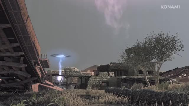 Watch and share Konami Trailer GIFs and Metal Gear GIFs on Gfycat