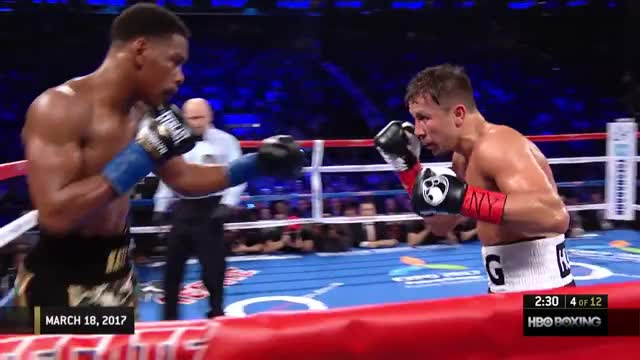 Watch Gennady Golovkin vs. Daniel Jacobs -- Knockdown GIF by @mactionsmith on Gfycat. Discover more boxing GIFs on Gfycat