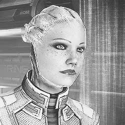 Watch and share Liara T'soni GIFs and Mass Effect GIFs on Gfycat