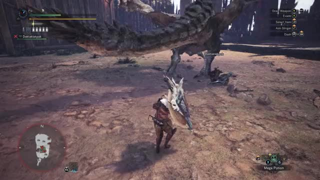 Watch Alley-Oop GIF by Triple (@pia8988) on Gfycat. Discover more monsterhunterworld GIFs on Gfycat