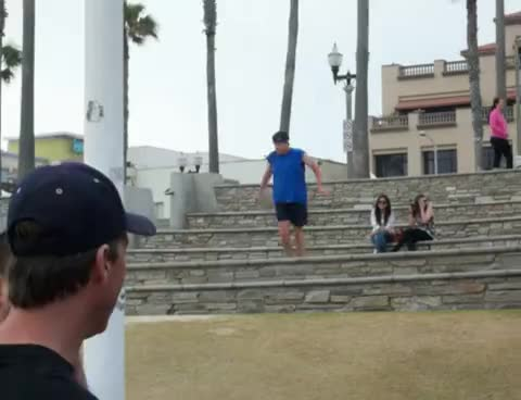 bad dancing guy, jogger, Doo doo dancer GIFs
