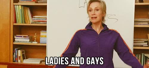 Watch and share Jane Lynch GIFs on Gfycat