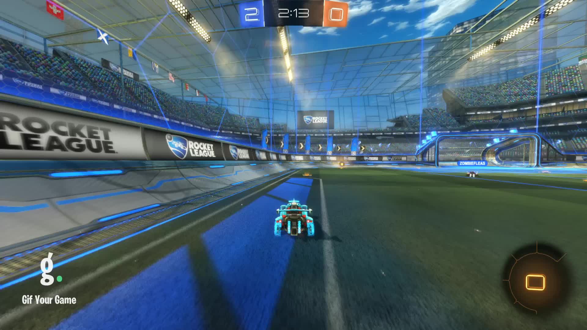 Brole, Gif Your Game, GifYourGame, Goal, Rocket League, RocketLeague, Goal 3: Brole GIFs