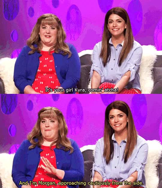 Watch snl hyper hypo GIF on Gfycat. Discover more aidy bryant, cecily strong GIFs on Gfycat