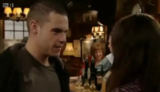 Watch and share Aaron Dingle - 23rd February 2010 GIFs on Gfycat