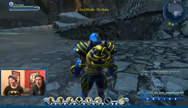 Watch and share New Anti-Monitor Anniversary Event Revealed! [Livestream Replay] GIFs on Gfycat