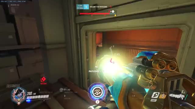 Watch and share Overwatch GIFs by SBstratus on Gfycat