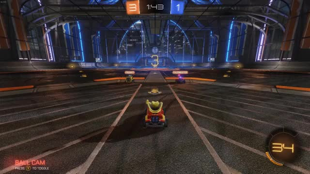 Watch and share Rocket League GIFs and Never Again GIFs by cyberliquid on Gfycat