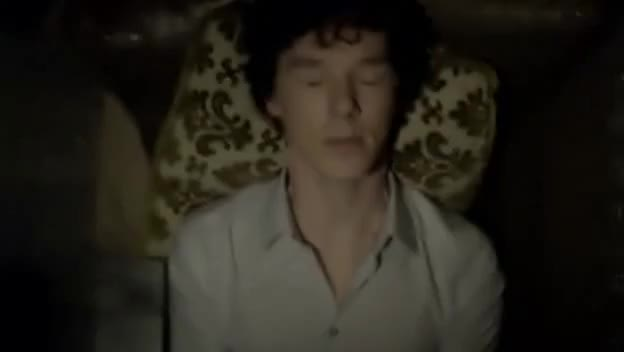 Watch and share Breathing GIFs and Sherlock GIFs on Gfycat