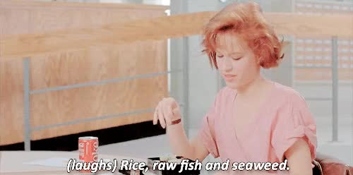 Watch and share Molly Ringwald GIFs on Gfycat