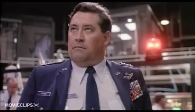 Watch and share WarGames (7/11) Movie CLIP - DEFCON 1 (1983) HD GIFs on Gfycat