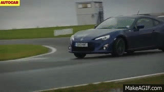 Alfa Romeo 4C vs Porsche Cayman vs Toyota GT86 / Scion FT86 - sportscar shootout GIFs