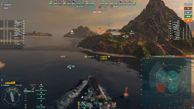 Watch World of Warships 2018.09.22 - 16.47.15.02.DVR Trim GIF by @humblehominid on Gfycat. Discover more worldofwarships GIFs on Gfycat