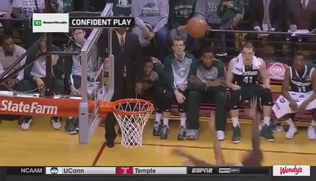 college basketball, dunk, Dunk Of The Year GIFs