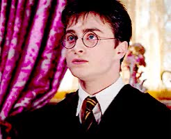 Watch and share Harry James Potter GIFs and Daniel Radcliffe GIFs on Gfycat
