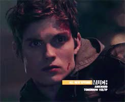 Watch and share Daniel Sharman GIFs and Charlie Carver GIFs on Gfycat